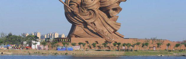 40 esculturas incríveis espalhadas pelo mundo que você precisa conhecer