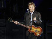 Paul McCartney vem ao Brasil para shows em São Paulo e Curitiba em março de 2019
