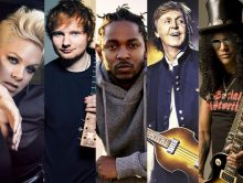 Shows no Brasil em 2019: Agenda tem Paul McCartney, Ed Sheeran, Slash, Rock in Rio e Lollapalooza